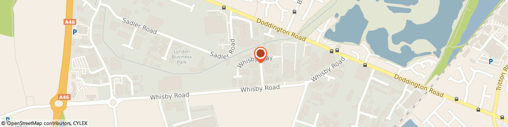 Route/map/directions to Lincoln Security Limited, LN6 3LQ Whisby, Whisby Way