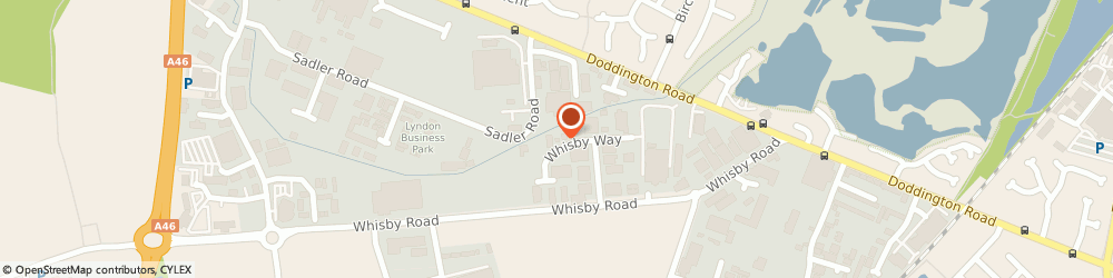 Route/map/directions to Lincoln Security Ltd, LN6 3LQ Lincoln, 6 Whisby Way