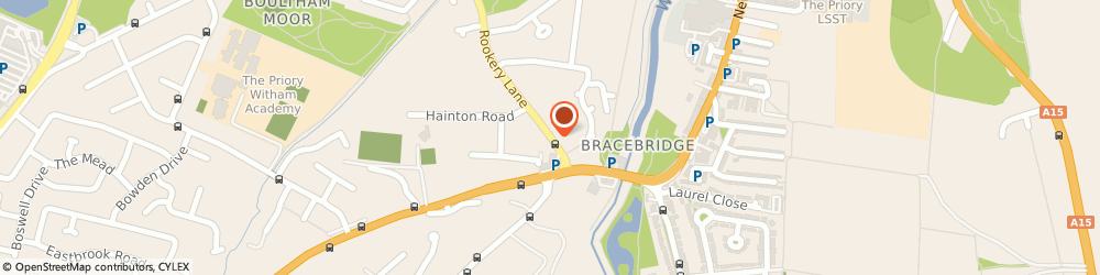 Route/map/directions to Bargain Booze, LN6 7PX Lincoln, 1 Rookery Lane
