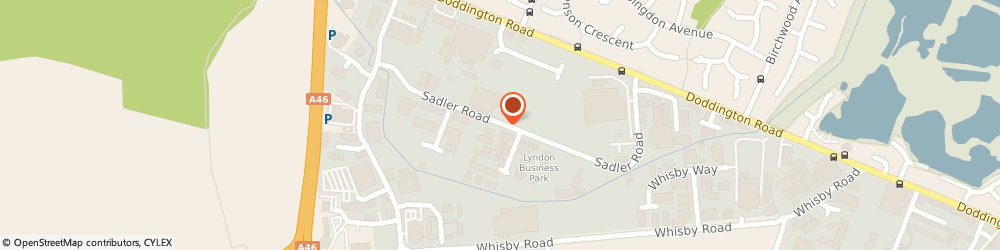 Route/map/directions to Abbe Contract Motoring Ltd, LN6 3PW Lincoln, UNIT 1 CHECKPOINT COURT, SADLER ROAD