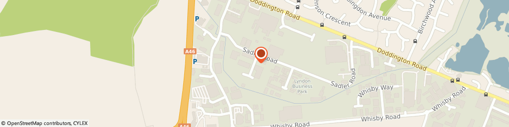 Route/map/directions to Ultimate Car Care, LN6 3RT Lincoln, UNIT 8, EARLSFIELD CLOSE
