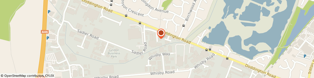 Route/map/directions to Handrail Padding Co Lincoln, LN6 3RY Lincoln, Unit 15 Wainer Close