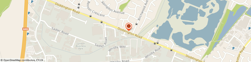 Route/map/directions to Ringrose Law Solicitors, LN6 3QR Lincoln, 6 Henley Way