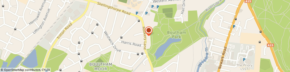 Route/map/directions to A.w Curtis & Sons Ltd, LN6 7PH Lincoln, 230 Rookery Lane