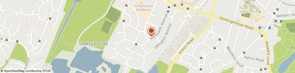 Route/map/directions to Ngm Electrical Solutions Limited, LN6 0BL Lincoln, 47 BUCKNALL AVENUE
