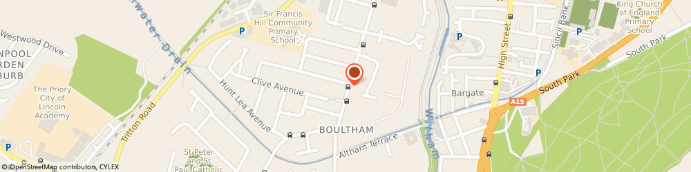 Route/map/directions to Boultham Park Chinese Takeaway, LN6 7TQ Lincoln, 106 Boultham Park Road