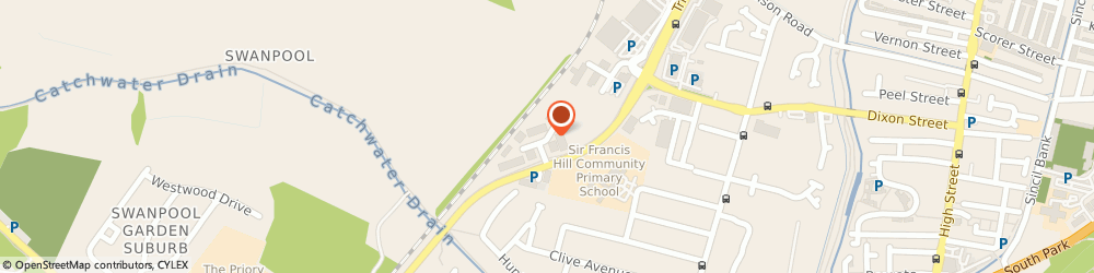 Route/map/directions to Power Tool Services Ltd, LN6 7RY Lincoln, 41-45 . TRITTON ROAD TRADING ESTATE-CHIEFTAIN WAY