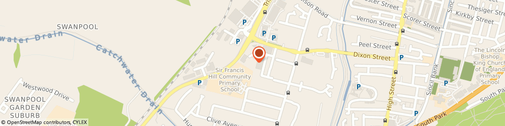 Route/map/directions to Sixways Packaging Solutions Ltd, LN6 7UB Lincoln, UNIT 6 SUNNINGDALE TRADING EST