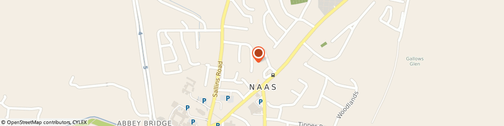 Route/map/directions to Towing Equipment Ltd,  Naas, 51 ELM RD WESTERN IND EST NAAS RD 12 DUBLIN
