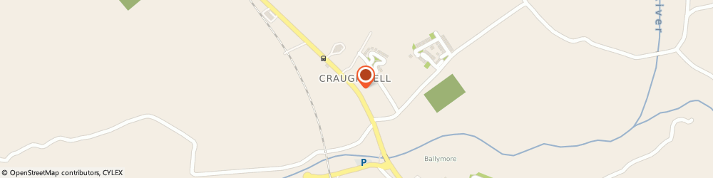 Route/map/directions to Pavilion Marquees,  Galway, Killeeneenmore Craughwell