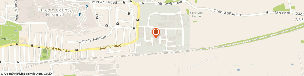 Route/map/directions to Todds Business Systems Ltd, LN3 4NT Lincoln, Unit 11, Crofton Close