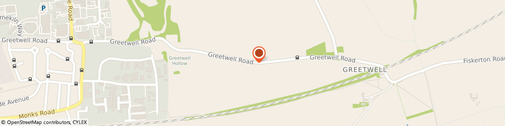 Route/map/directions to Rilmac Scaffolding, LN3 4NH Lincoln, Greetwell Road
