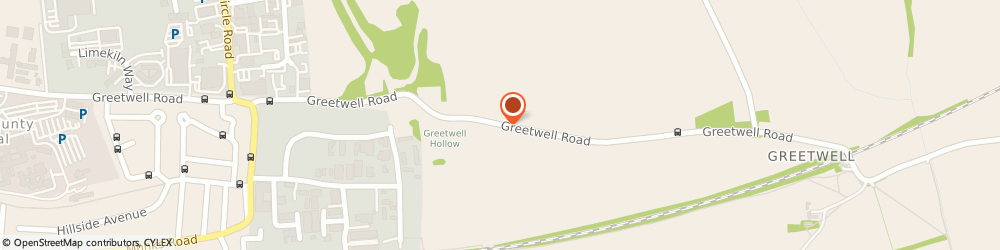 Route/map/directions to Fisher Car Sale, LN3 4NH Lincoln, Greetwell Road