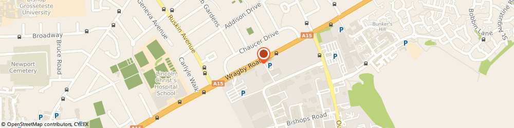 Route/map/directions to Antonio Italian Barber Shop, LN2 4PX Lincoln, 248 Wragby Road
