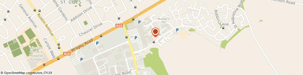Route/map/directions to Pets at Home Lincoln North, LN2 4UX Lincoln, Carlton Centre