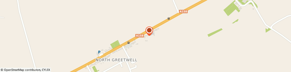 Route/map/directions to Truswell Joinery, LN2 4QZ North Greetwell, 68 Wragby Road East