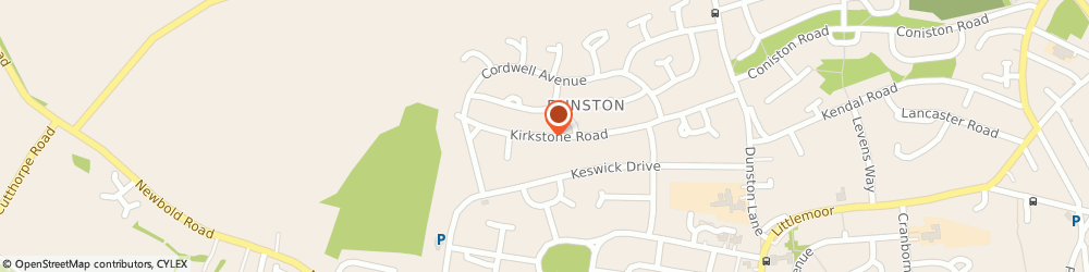 Route/map/directions to Print Engine Ltd, S41 9AQ Chesterfield, 20 Kirkstone Road