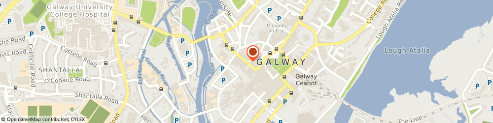 Route/map/directions to The Great Outdoors, H91 Galway, Eglinton St.