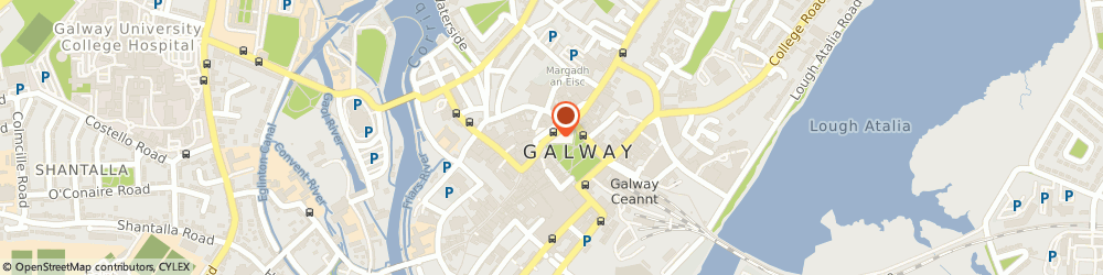 Route/map/directions to Platinum,  Galway, Kiosk 6, Eyre Square Centre, Eyre Square