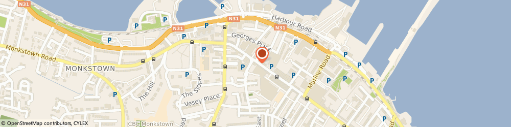 Route/map/directions to READY MEALS TO GO, A96 D786 Dublin, 27 Lower Georges Street