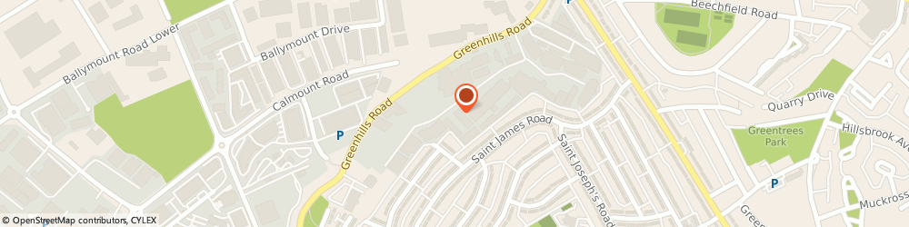 Route/map/directions to DNJ Power Tools, D12 PX5K Walkinstown, Greenhills Ind. Est