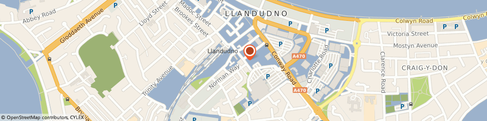 Route/map/directions to Osgo Physiotherapy, LL30 1DH Llandudno, 4 Oxford Road