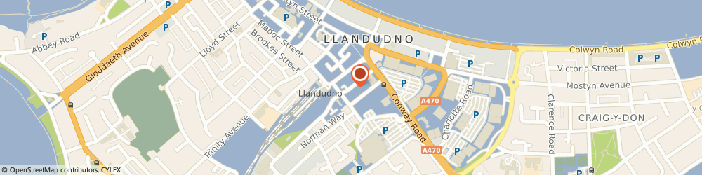 Route/map/directions to Hendleys Heating LLANDUDNO, LL30 1DW Llandudno, Garage St
