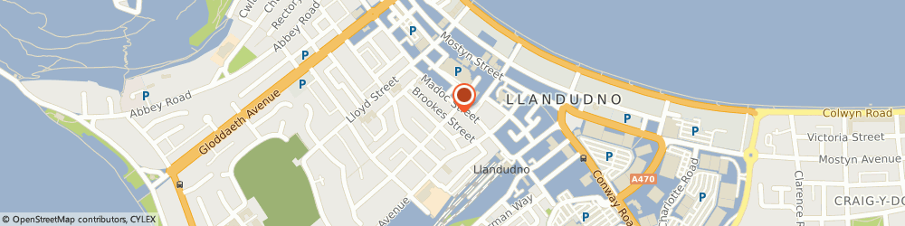 Route/map/directions to Llanduno Vacuum Cleaner Repair & Spares, LL30 2TS Llandudno, 4 ALBERT STREET