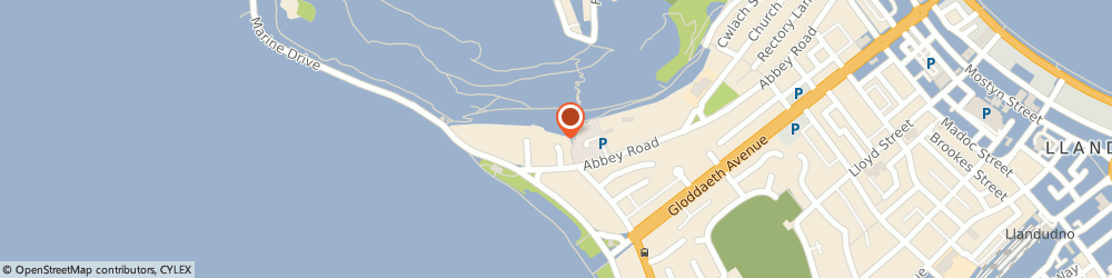 Route/map/directions to Colin Price It Solutions Ltd, LL30 2AT Llandudno, 4 ABBEY COURT