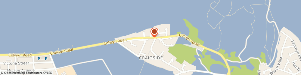 Route/map/directions to Boulton Financial Services Limited, LL30 3AE Llandudno, Longleat Ave