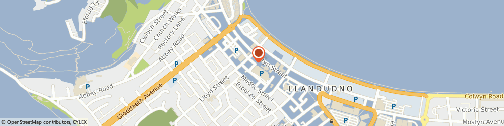 Route/map/directions to The Hair Lounge, LL30 2TD Llandudno, 3 Reform Street
