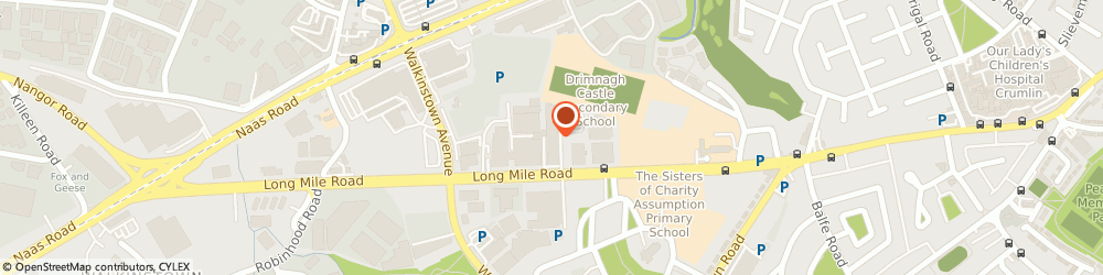 Route/map/directions to Crime Scene Cleaners,  Dublin, OFFICE 6F UNIT 6 K.C.R BUSINESS PARK KIMMAGE, DUBLIN 12