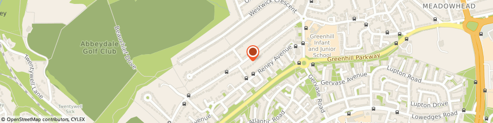 Route/map/directions to Catherine A Skelton Bookkeeping Services, S8 7FE Sheffield, 90 Hemper Ln