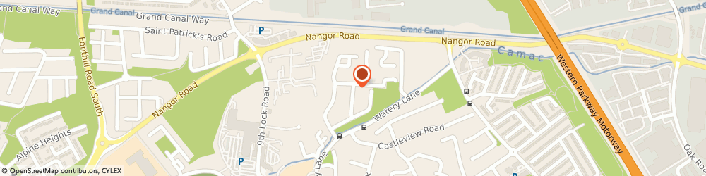 Route/map/directions to First Call Recycling,  Coolock, 55 Riversdale Dr