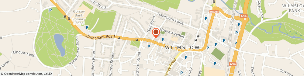 Route/map/directions to The Pixel Fountain Limited, SK9 5EQ Wilmslow, 12B KENNERLEYS LANE