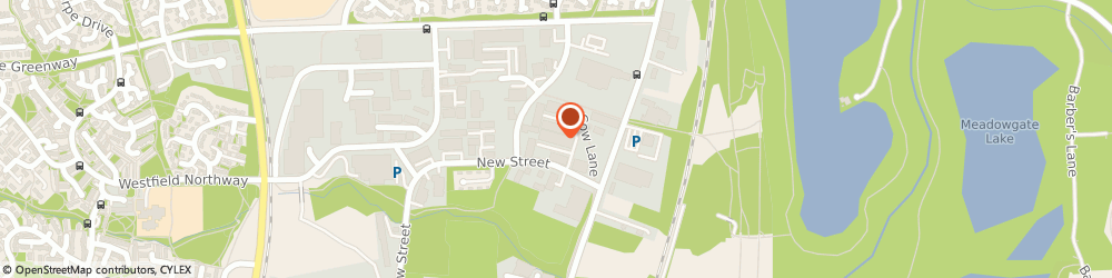 Route/map/directions to Stevenswood SHEFFIELD, S20 3GL Sheffield, Enterprise Way