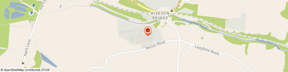 Route/map/directions to Nowra Building Supplies, S26 6PB Sheffield, Kiveton Park