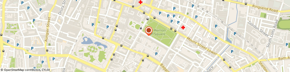 Route/map/directions to Merrion Square Interiors, D02 Dublin, 82 Merrion Sqaure