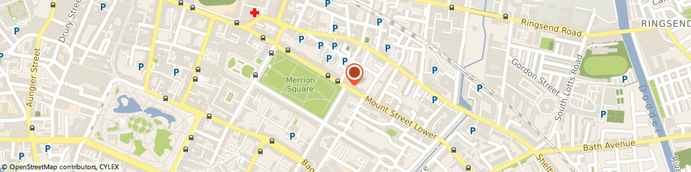 Route/map/directions to Pickwick Ltd, D02 Dublin, 6 Lower Mount Street