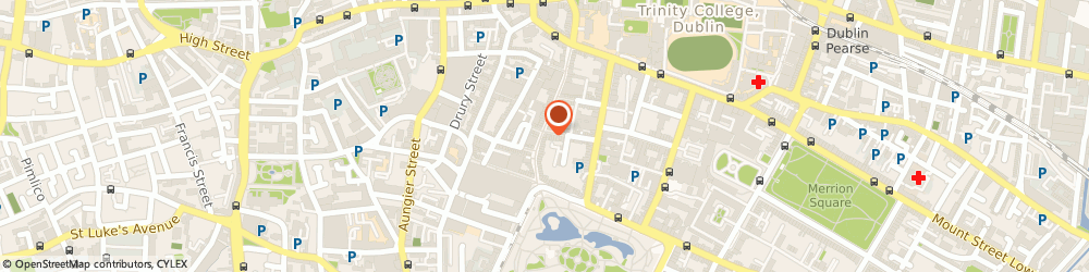 Route/map/directions to Grafton Street Medical Practice, D02 Dublin, 34 Grafton Street