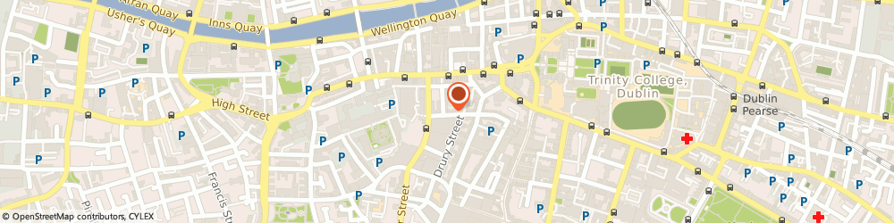 Route/map/directions to UKIYO BAR, D02 Dublin, 7-9 Exchequer St
