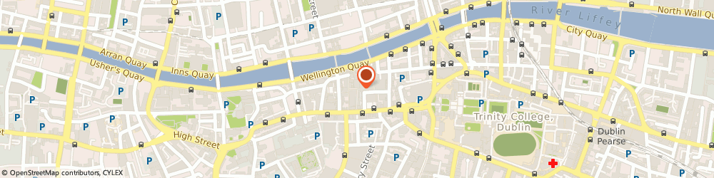 Route/map/directions to Sheeoneh Bellydance,  Dublin, CECILIA ST TEMPLE BAR