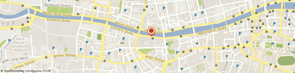 Route/map/directions to UTravel Call Centre,  Dublin, 19-21 ASTON QY 2