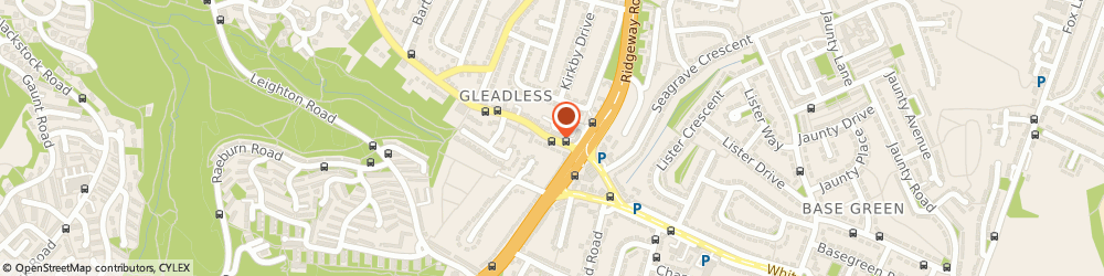 Route/map/directions to Natwest Bank Sheffield, S12 2HA Sheffield, 851 Gleadless Road