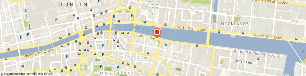 Route/map/directions to Stairlifts Direct dublin,  Dublin, City Quay