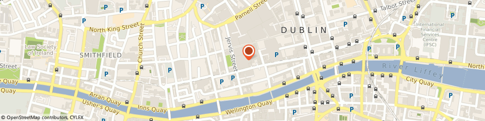 Route/map/directions to Sunglass Hut,  Dublin, Units G/H