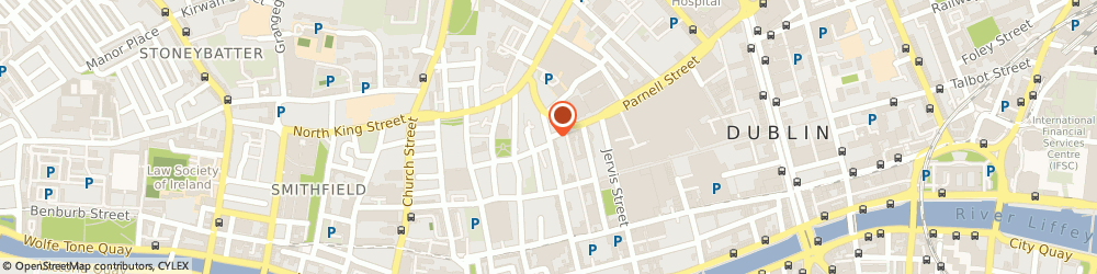 Route/map/directions to Waterford Credit Union Limited, X91 Grange, 1 Parnell Street