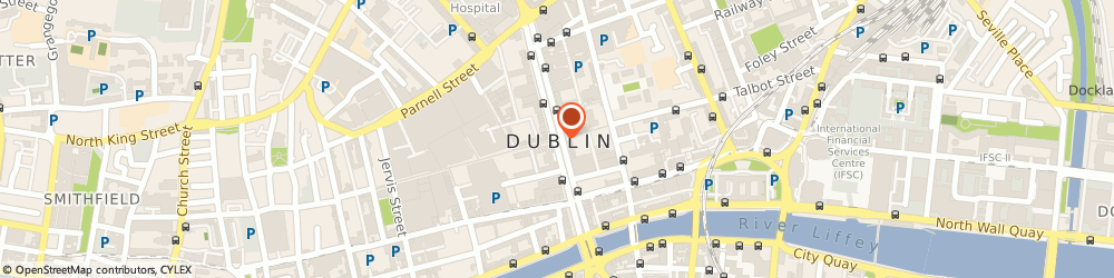 Route/map/directions to Comet Cleaning Services,  Dublin, 8 Doonsalla Park