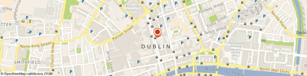 Route/map/directions to Peter Mark, D1 Dublin, 11A O'connell Street Upper