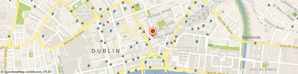 Route/map/directions to Supersavers Opticians, D01 Dublin, 20 Talbot Street